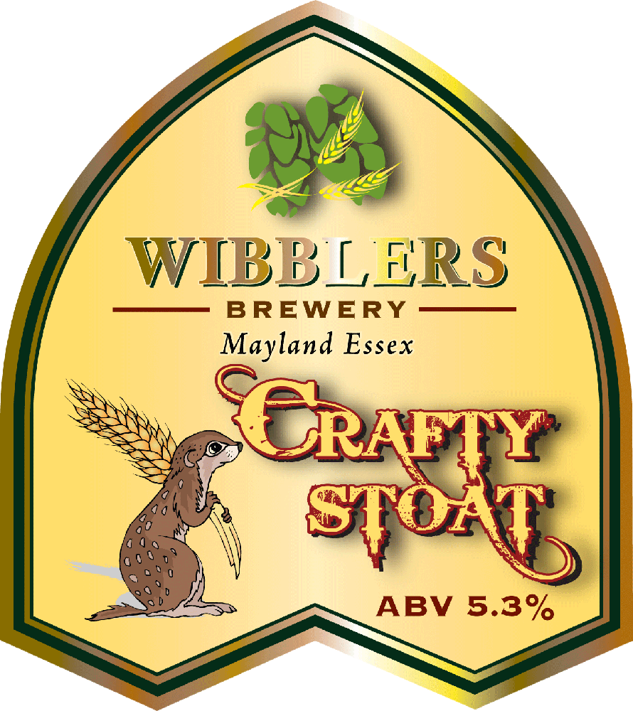 Crafty Stoat (5.3%)