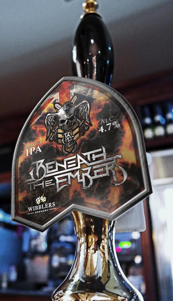 Beneath the Embers IPA (4.7%)